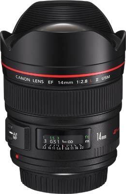 Canon EF 14mm f/2,8 L II USM