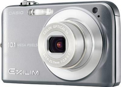 Casio EXILIM Z1080 stříbrný
