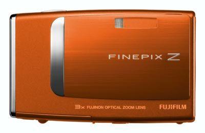 Fuji FinePix Z10fd oranžový