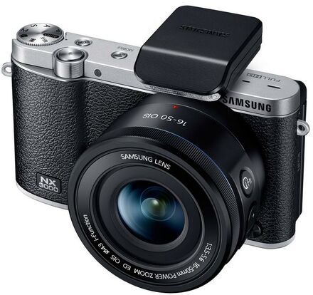 Samsung NX3000 + 16-50 mm OIS PowerZoom
