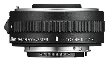 Nikon TC-14E III AF-S TELECONVERTOR 1.4x