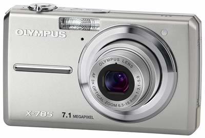 Olympus FE-220 / X-785