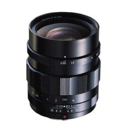 Voigtlander Nokton 25mm f/0,95 pro micro 4/3 II