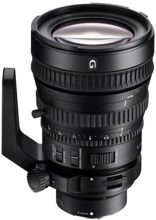 Sony FE PZ 28-135mm f/4,0 G OSS