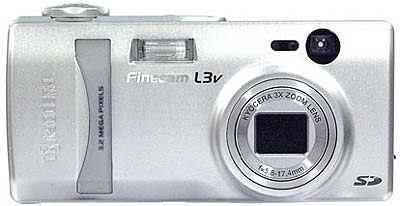 Yashica Finecam L4V