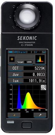 Sekonic Color Meter C-700R