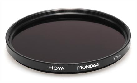 Hoya šedý filtr ND 64 Pro digital 77mm