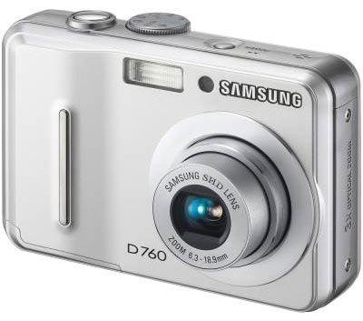 Samsung D760