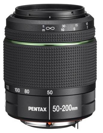 Pentax DA 50-200mm F 4-5,6 ED