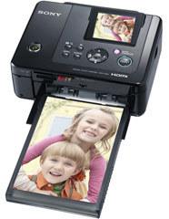 Sony DPP-FP85 černá