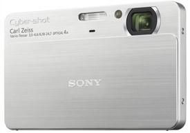 Sony DSC-T700 stříbrný