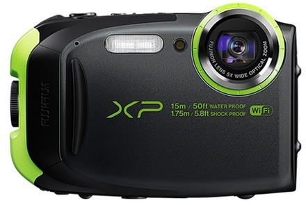 Fujifilm FinePix XP80 žlutý