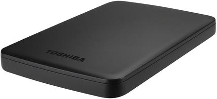 "Toshiba CANVIO BASICS 2.5"" 1TB, USB 3.0 černý"