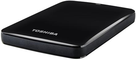 "Toshiba STOR.E CANVIO 2.5"" 2TB, USB 3.0"