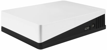 """Toshiba STOR.E CANVIO 3.5"""" 3TB, USB 3.0 bílý"""