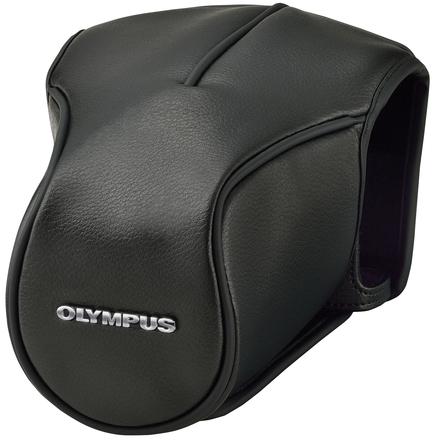 Olympus kožené pouzdro CS-46FBC černé