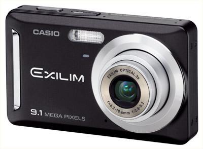 Casio EXILIM Z19 černý