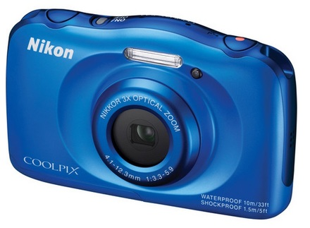 Nikon Coolpix S33 Backpack Kit