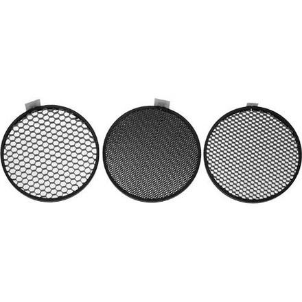Hensel Honeycomb Grid Set 3ks