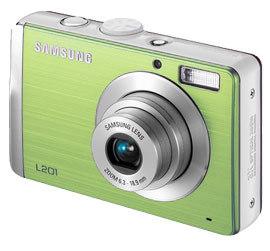 Samsung L201 zelený