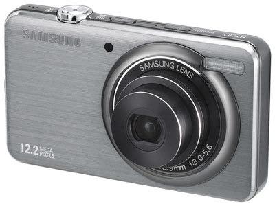 Samsung ST50 stříbrný