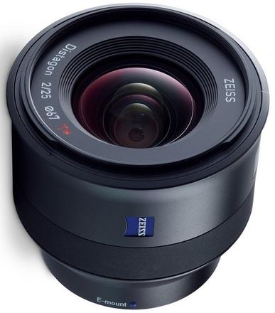 Carl Zeiss Batis 25mm f/2,0 pro Sony E