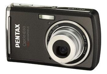 Pentax Optio E70 černý
