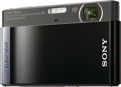 Sony CyberShot DSC-T90 černý