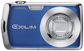 Casio EXILIM Z1 modrá