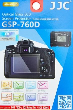 JJC ochranné sklo na displej pro Canon EOS 760D
