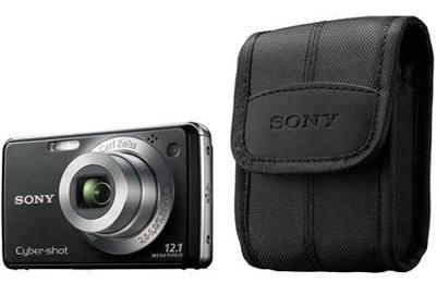 Sony CyberShot DSC-W215