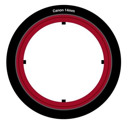 LEE Filters SW150 adaptér držáku filtrů pro Canon 14mm