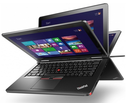 "Lenovo ThinkPad YOGA 12,5"" FullHD i7 8GB RAM 256GB SSD 20DK0-02E"