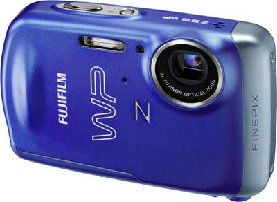 Fuji FinePix Z33 WP modrý