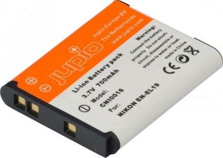 Jupio akumulátor EN-EL19 pro Nikon