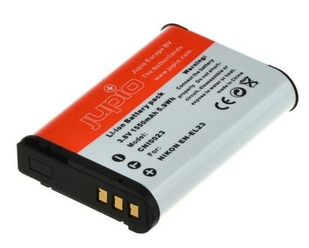 Jupio akumulátor EN-EL23 pro Nikon