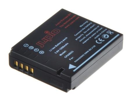 Jupio akumulátor DMW-BCJ13E pro Panasonic