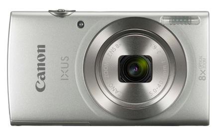 Canon IXUS 175 stříbrný