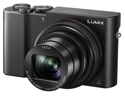 Panasonic Lumix DMC-TZ100 černý