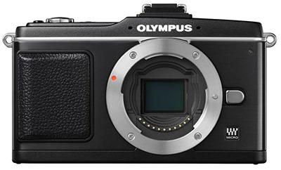 Olympus E-P2 černý tělo