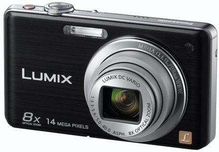 Panasonic Lumix DMC-FS33 černý