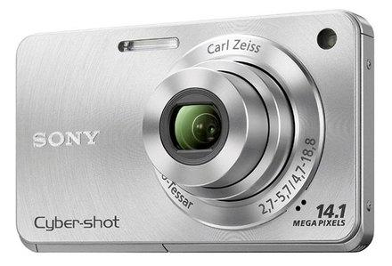 Sony CyberShot DSC-W360 stříbrný