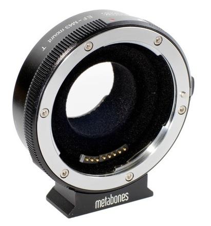 Metabones adaptér T Smart z Canon EF na Micro 4/3