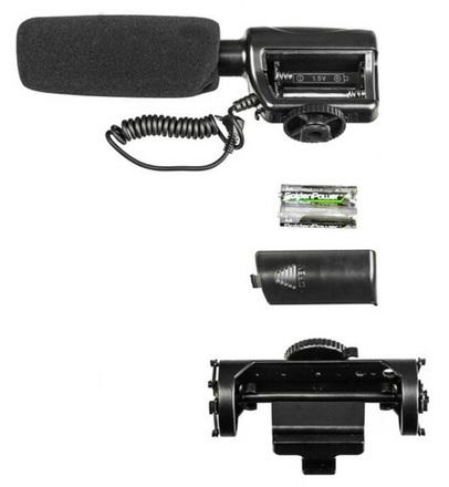 Genesis mikrofon ST-02