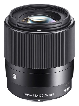 Sigma 30mm f/1,4 DC DN Contemporary pro micro 4/3