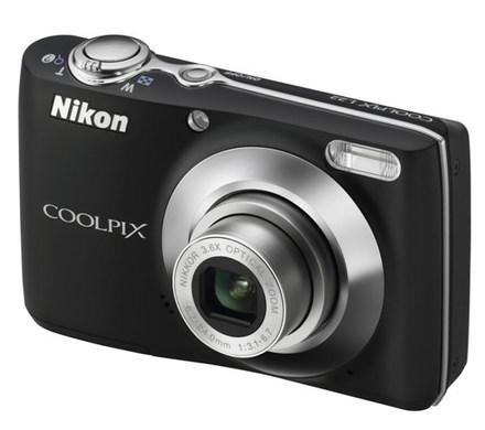 Nikon Coolpix L22 černý