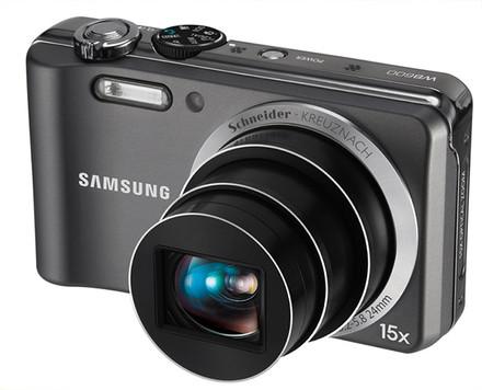 Samsung WB600 šedý + SD 4GB karta + pouzdro 70J!