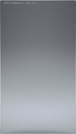 Ray Masters 84x150mm ND 2 filtr 0,3 jemný