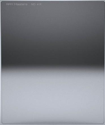 Ray Masters 84x100mm ND 4 filtr 0,6 reverzní
