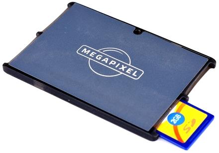 Megapixel pouzdro na SD karty